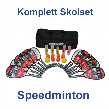 Speedmintonset School Multi