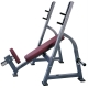 Johnson FW-164 Olympic Incline Bench